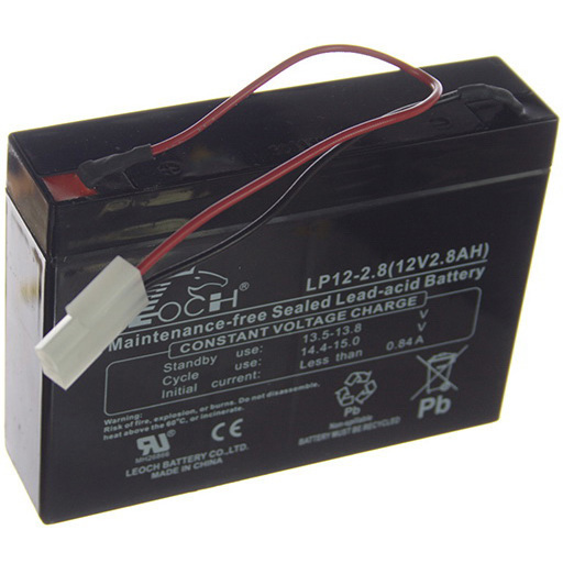 Replacement Battery For S-SCORT III 74000 or 2315 New Sentinel Suction Unit