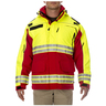 5.11® Men's Responder Hi-Visibility Parka, Range Red, XL