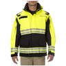 5.11® Men's Responder Hi-Visibility Parka, Dark Navy, Small