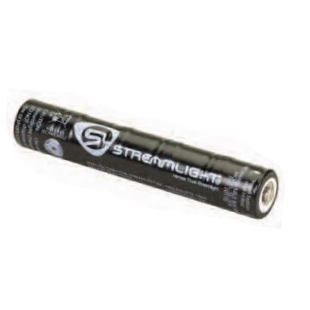 Replacement Flashlight NiCd Battery Stick, Black, 8.25in L