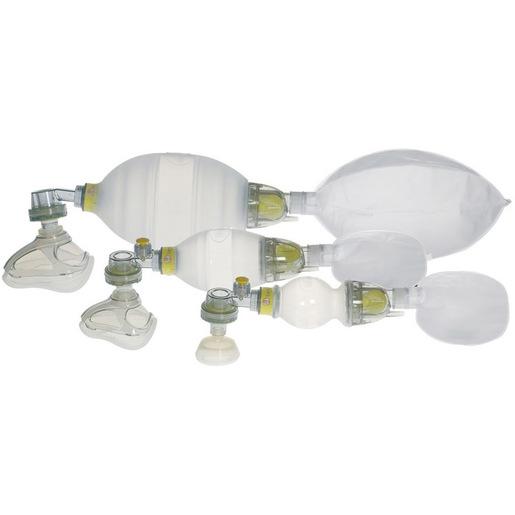 Laerdal® Silicone Resuscitators (LSR), Reusable