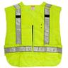 5.11® High-Vis Yellow 5-point Breakaway Vest with Zipper Front, 2XL Plus