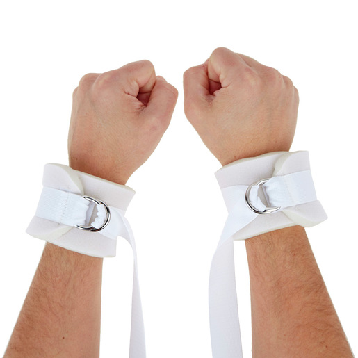 Economy Limb Restraint w/ D Rings, Pair