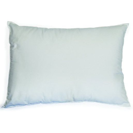 Bed Pillow, White, 17in x 24in