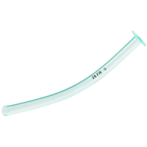 *Discontinued* Nasopharyngeal Airway, 26FR, PVC, Latex-free