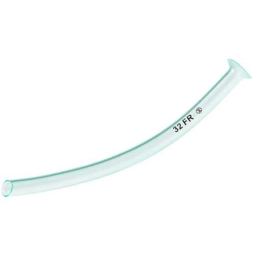 *Discontinued* Nasopharyngeal Airway, 32FR, PVC, Latex-free