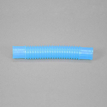 AirLife® Corrugated Tubing, 6in L, Polyethylen/Ethyl Vinyl Acetate, Disposable