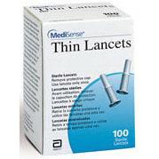 Medisense Thin Lancet