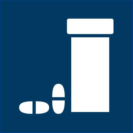 Diphenhydramine HCl Capsules, 50mg, 100 Capsules