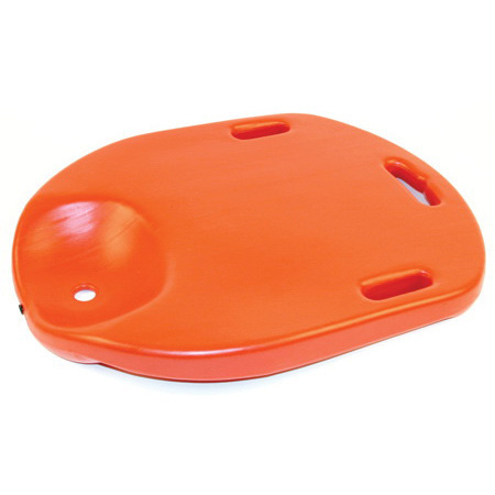 CPR Board, 23-1/4in x 17-1/4in x 2in, Orange