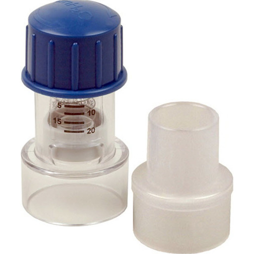 Disposable PEEP Valve with Adaptor, 0 to 22cm