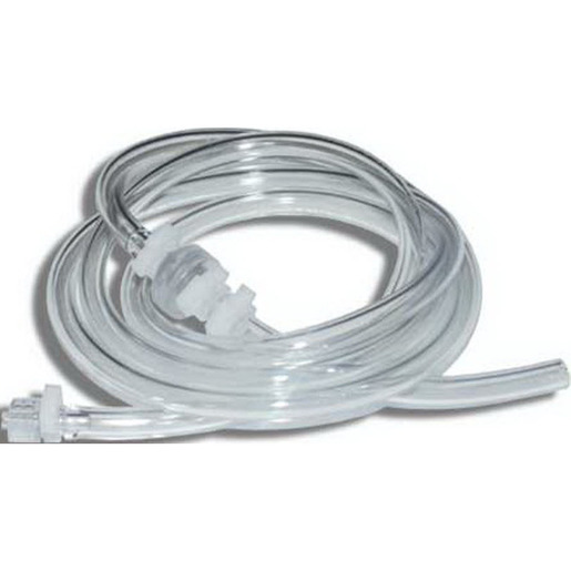 Manual Jet Ventilator Small Bore Tubing Assembly with Inline Filter, 4ft