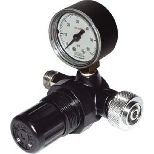 Manual Jet Ventilator Regulator and Gauge
