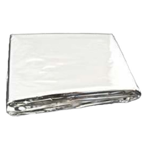 Mylar Emergency Blanket, 52in x 84in
