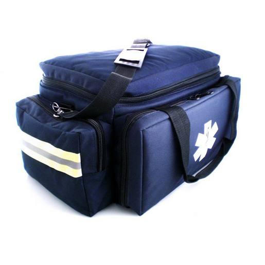 Small Padded Trauma Bag, Navy