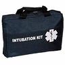 Intubation Kit Bag, Navy, Polyester, Padded