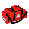 Attack Bag, 20in x 12in x 10in, Orange, Polyester, Water Resistant
