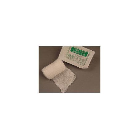 Gauze Bandage Roll, Sterile, 4-1/2in x 4yd