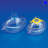 Disposable Resuscitation Mask, Adult/Youth Large, Blue Hook Ring
