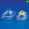 Disposable Resuscitation Mask, Adult/Youth Small, Green Hook Ring