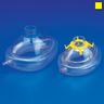 Disposable Resuscitation Mask, Pediatric/Toddler, Yellow Hook Ring