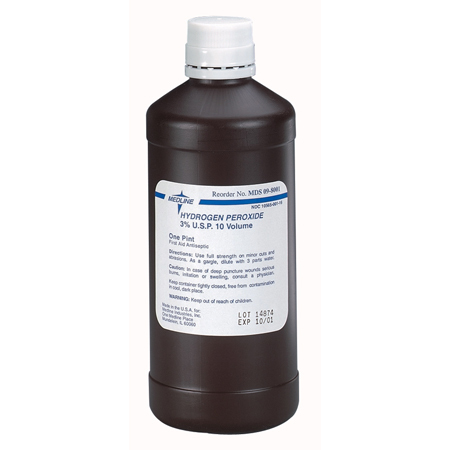 3% Hydrogen Peroxide, 1gal *Non-Returnable and Non-Cancelable*