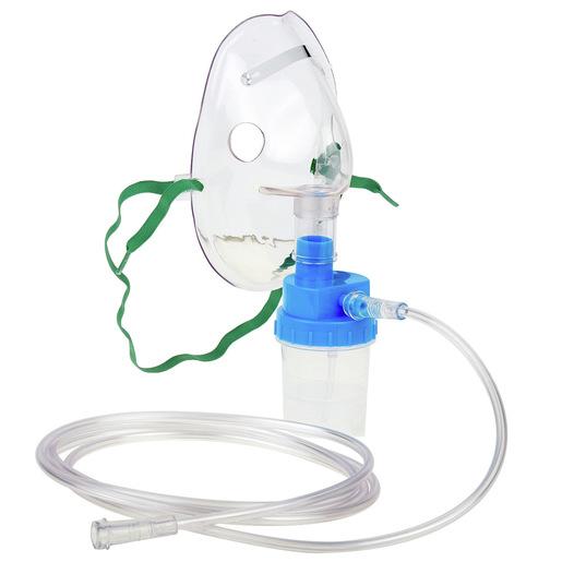 O2 Nebulizer with Tubing Adult Mask