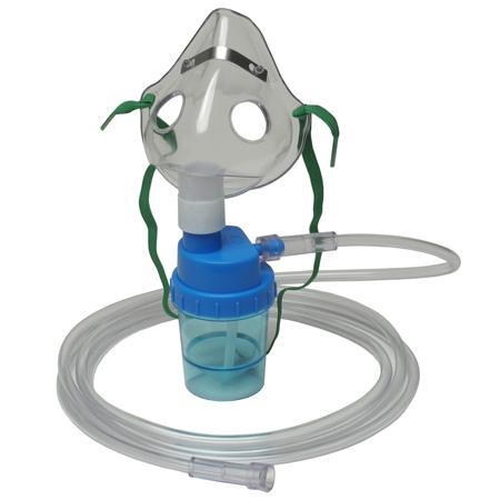 O2 Nebulizer with Tubing, Pediatric Mask