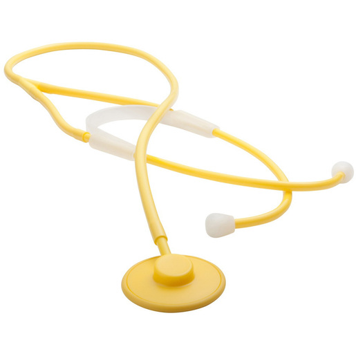 Proscope™ 665 Disposable Stethoscope, 32in L, Yellow