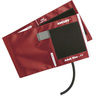 Adcuff™ Blood Pressure Cuff with 1 Tube Bladder, Size 11 Adult, Red
