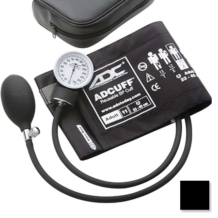 *Discontinued* Aneroid Sphygmomanometer, Size 7, Infant, Black