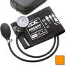 Prosphyg™ 760 Pocket Aneroid Sphygmomanometer, Size 10 Small Adult, 19 to 27cm, Orange, Case