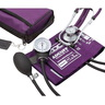 Pros Combo II™ SR Pocket Aneroid/Sprague Kit, Adult, Purple