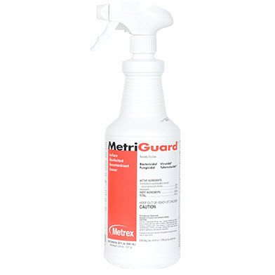 MetriGuard Surface Disinfectant Spray Bottle, 32oz