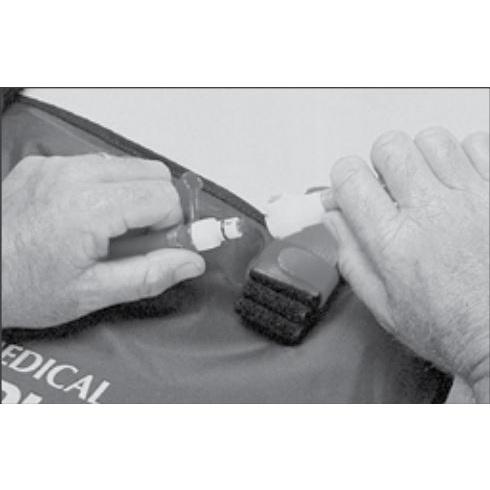 MaxiValve™ Retrofit Kit for Older Evac-U-Splint Splints