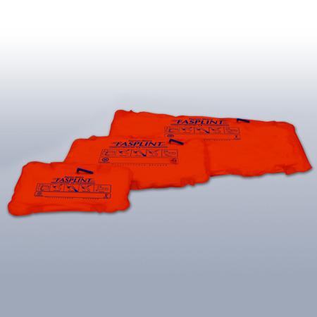 Fasplint® Vacuum Splints, Orange, Small