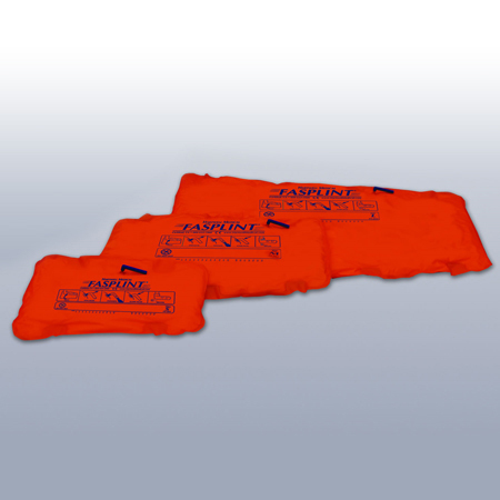 Fasplint® Vacuum Splints, Orange, Large