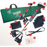 Sager® S300-4 Splint Combo Pack 2 with Soft Green Case