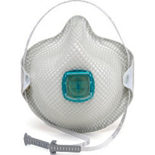 N100 Particulate Respirator with Handy Strap, Medium/Large