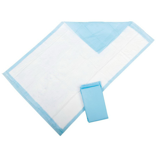 Medline Protection Plus® Underpads w/ Polypropylene Backing