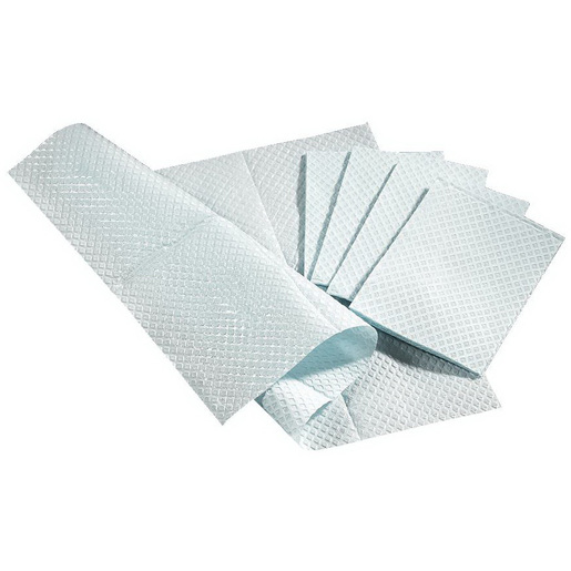 Towels, 19in x 18in, White