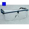 Astro OTG® 3001 Safety Glasses, Clear Lens, Blue Frame
