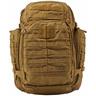 5.11® Rush72™ Backpack, 3342cu in, One Size, Flat Dark Earth, 1050D Nylon