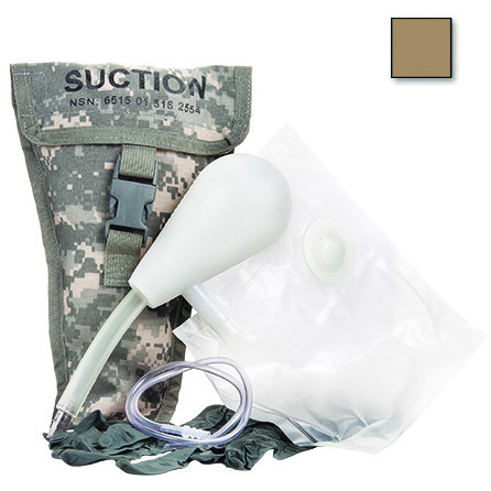 Curaplex® Tactical Field Suction Easy Kits