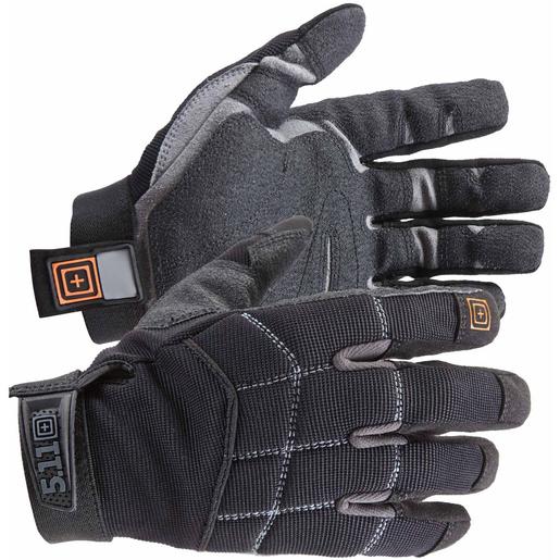 5.11 Men's Station Grip Gloves, Black