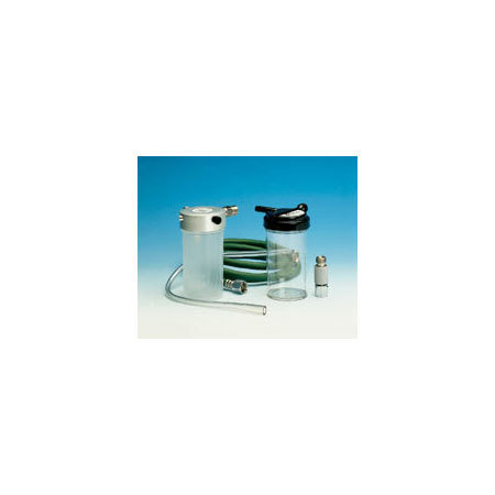 Oxygen Powered Aspirator with Catheter, Disposable