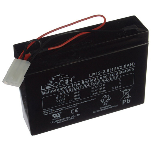 Replacement Battery For S-SCORT VX-2 and New-Duet Suction Unit