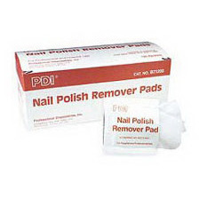 Onyx Nail Polish Remover Pad, Latex-free