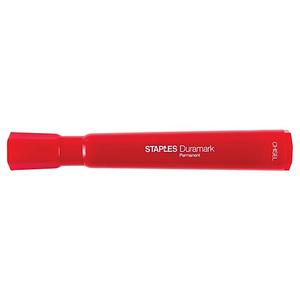 Waterproof Felt pen, Red