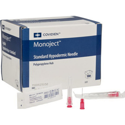Monoject SoftPack Tuberculin Syringes with Needle